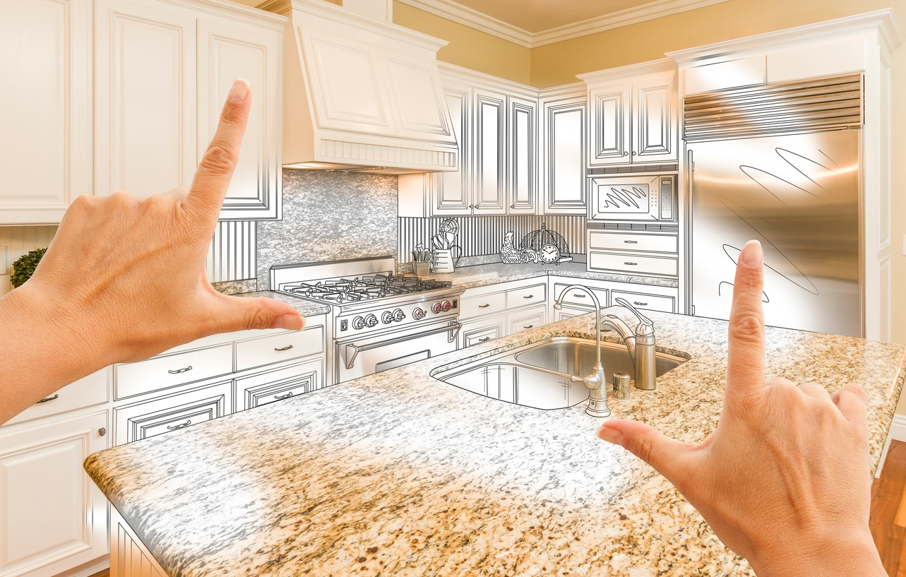 Components of Your Kitchen Remodel Budget